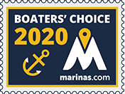 Boater' Choice 2019  - Marinas.com