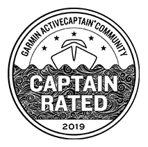 Garmin Active Captain Community - Captain Rated 2019